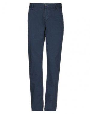 Повседневные брюки JACK & JONES PREMIUM. Цвет: темно-синий