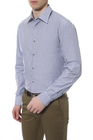 Рубашка Joop. Цвет: синий, полоска