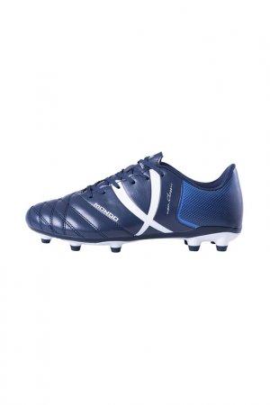 Бутсы футбольные Mondo Jogel. Цвет: темно-синий
