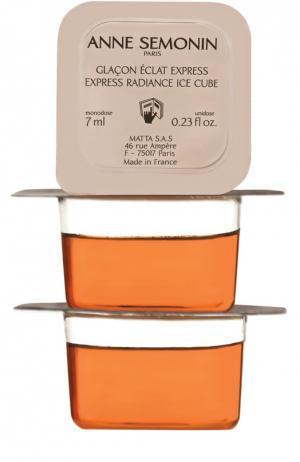 Кубики льда для мгновенного сияния кожи (8 штук) Anne Semonin. Цвет: бесцветный