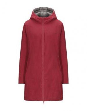 Пальто REFRIGUE. Цвет: красный
