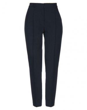 Повседневные брюки DONNAVVENTURA by ALVIERO MARTINI 1a CLASSE. Цвет: темно-синий