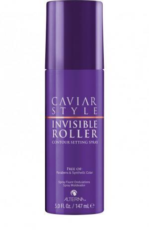 Спрей для создания локонов Caviar Style Invisible Roller Alterna. Цвет: бесцветный
