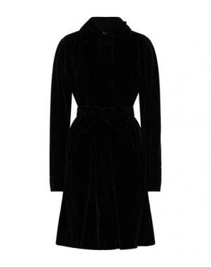 Пальто GIAMBATTISTA VALLI. Цвет: черный