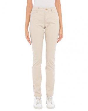Повседневные брюки POLO JEANS COMPANY. Цвет: бежевый
