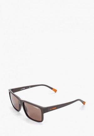 Очки солнцезащитные Arnette AN4254 254473. Цвет: коричневый