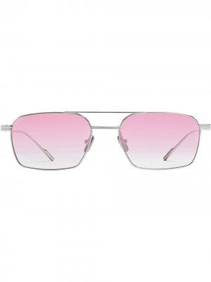 Солнцезащитные очки Rave Gentle Monster. Цвет: розовый