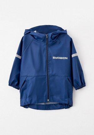 Куртка Symbion. Цвет: синий