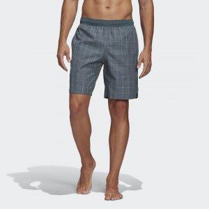 Пляжные шорты Check CLX Performance adidas. Цвет: синий