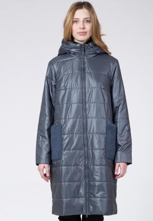 Куртка утепленная Winterra. Цвет: зеленый