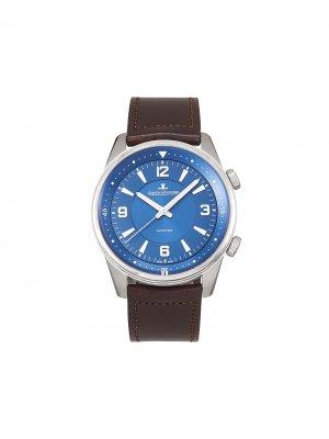 Наручные часы Polaris Automatic pre-owned 41 мм 2020-го года Jaeger-LeCoultre. Цвет: синий