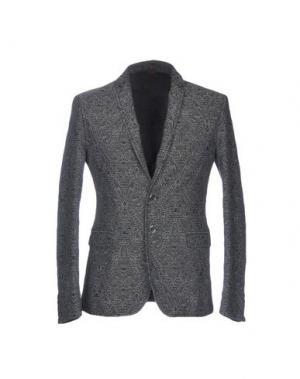 Пиджак ITALIANS GENTLEMEN. Цвет: свинцово-серый