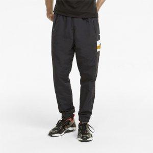 Штаны Scuderia Ferrari Race Statement Woven Mens Pants PUMA. Цвет: черный