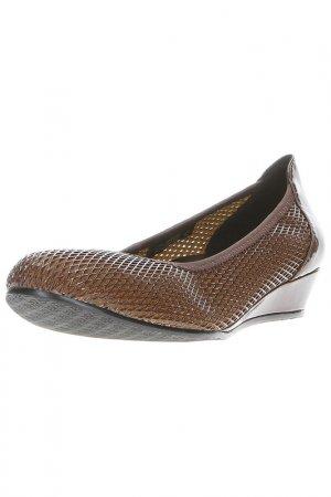 Туфли Balex. Цвет: коричневый