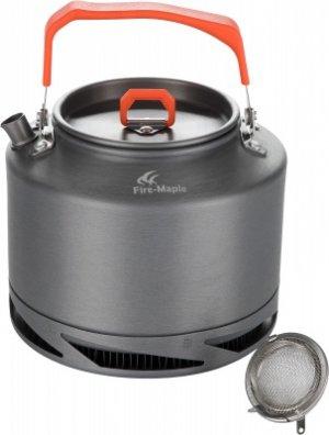 Чайник FEAST XT2 Fire-Maple. Цвет: серый