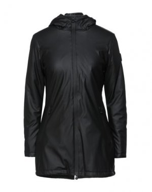 Пальто HOMEWARD CLOTHES. Цвет: черный