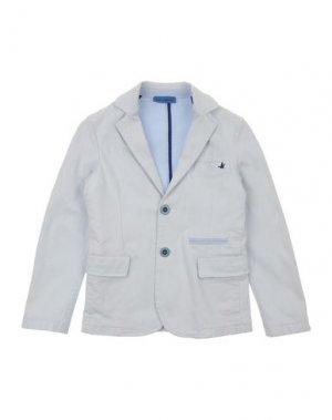 Джинсовая верхняя одежда BROOKSFIELD. Цвет: синий