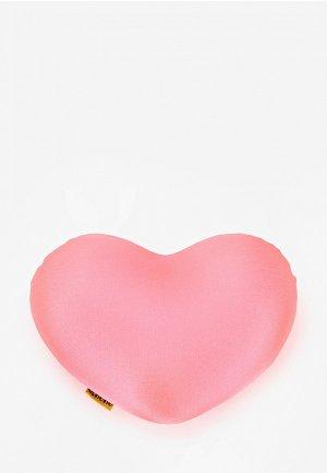 Подушка декоративная Gekoko. Цвет: розовый
