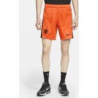Мужские футбольные шорты из домашней формы сборной Нидерландов 2020 Stadium - Оранжевый Nike