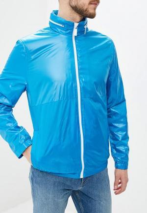 Ветровка Calvin Klein. Цвет: голубой