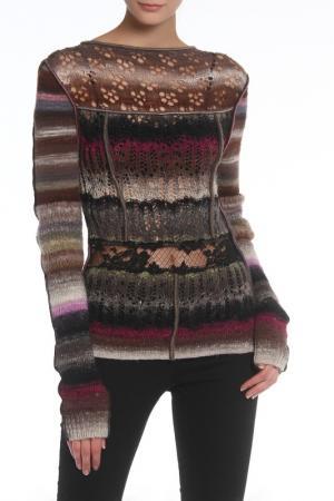 Пуловер Nina Ricci. Цвет: мульти