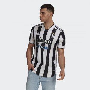Домашняя игровая футболка Ювентус 21/22 Performance adidas. Цвет: черный