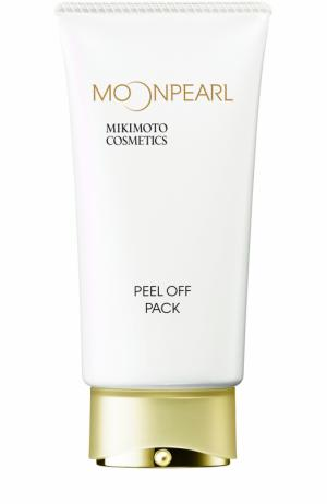 Отшелушивающая маска для лица MoonPearl Mikimoto Cosmetics. Цвет: бесцветный