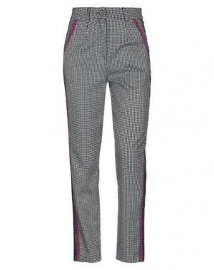 Повседневные брюки RELISH. Цвет: черный