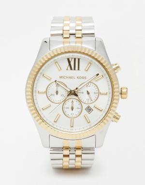 Часы MK8344 Lexington-Серебряный Michael Kors