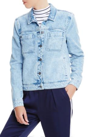 Jacket Bench. Цвет: blue