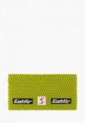 Повязка Eisbar Jamie STB SP. Цвет: зеленый