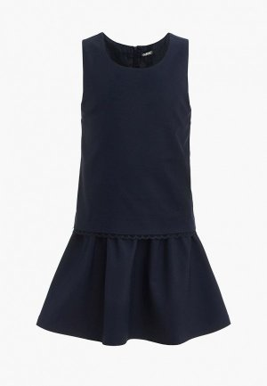Платье Gulliver. Цвет: синий
