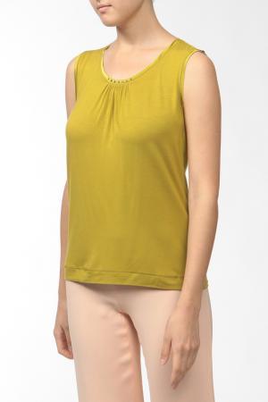 Майка Luisa Cerano. Цвет: зеленый