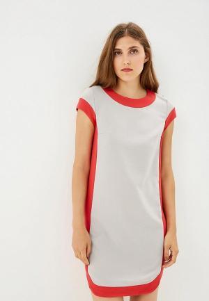Платье Xarizmas. Цвет: серый