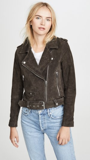 Shadow Grey Jacket Blank Denim