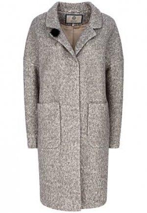 Шерстяное пальто Electrastyle
