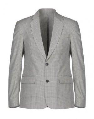 Пиджак SANDRO. Цвет: бежевый