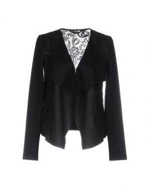 Пиджак FRESH MADE. Цвет: черный