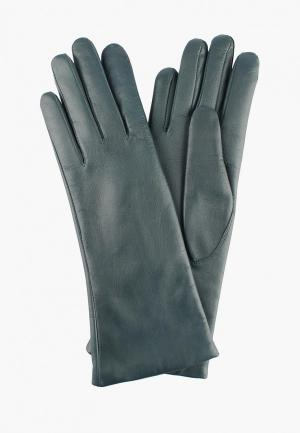 Перчатки Edmins. Цвет: зеленый