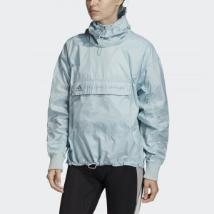 Анорак Tech by Stella McCartney adidas. Цвет: синий