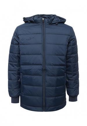Куртка утепленная Joma URBAN. Цвет: синий