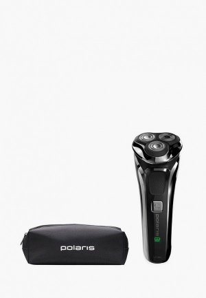 Электробритва Polaris PMR 0305R wet&dry PRO 5 blades. Цвет: черный
