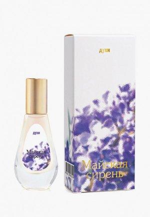 Духи Dilis Parfum Майская сирень, 9,5 мл. Цвет: прозрачный