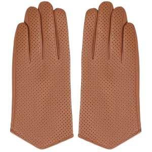 Перчатки Ekonika EN33717-ginger-21Z. Цвет: коричневый