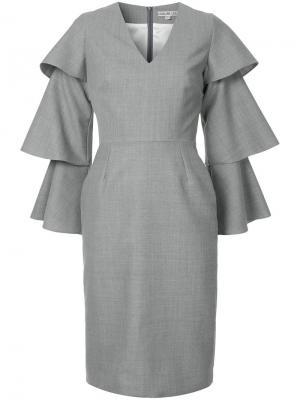 Платье-карандаш Montage Edeline Lee. Цвет: серый