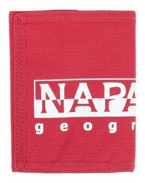 Бумажник NAPAPIJRI. Цвет: красный