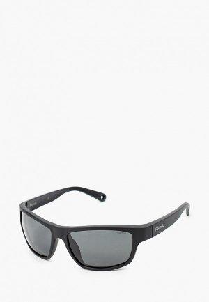 Очки солнцезащитные Polaroid PLD 7037/S 807. Цвет: черный
