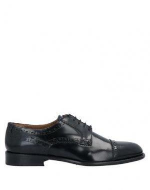 Обувь на шнурках BALDININI. Цвет: черный