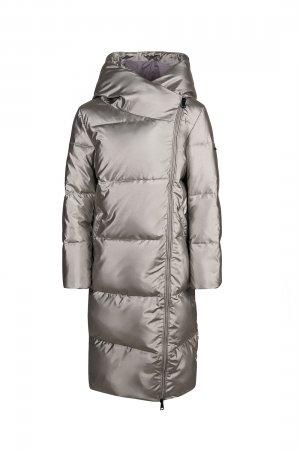 Куртка (Эко пух) baon. Цвет: розовый