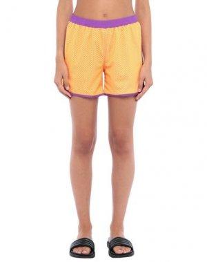 Пляжные брюки и шорты F**K PROJECT. Цвет: оранжевый